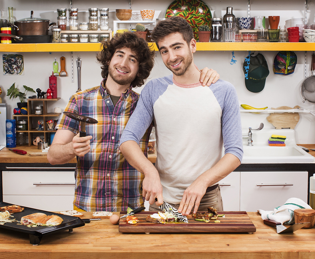 A new genre: MTV's second food show to air in Asia, Brothers Green: EATS!, Snack-Off
